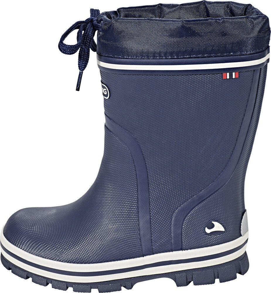 Viking Footwear Ultra 2.0 - Botas de agua Niños - gris/negro 25 2018 Botas de agua inqEVyR
